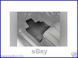 Genuine OEM Honda Civic 4 / 5 dr All Season Floor Mat Set 16-18 High Wall Hatch