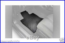 Genuine OEM Honda Civic 4dr All Season Floor Mat Set Mats 16-17 Standard Hatch