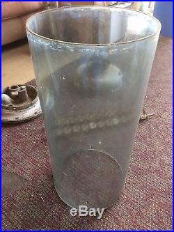 Gilbert & Barker G&B Visible Gas Pump Model 90 Glass and Parts