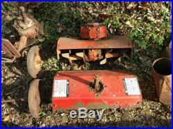 Gravely Model L & Westchester Tractors / Attachments / Parts