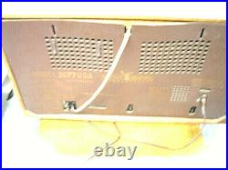 Grundig Majestic Model 2077 USA MADE IN W. GERMANY, for parts or restoration