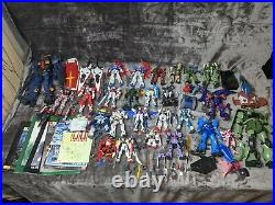 Gunpla PG 1/60 MG 1/100 HG 1/144 Parts Model Kit Lot