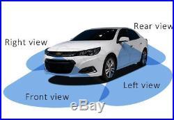 HD 360° Surround Bird View Panorama System Car 4-CH 1080P DVR Recording Cameras