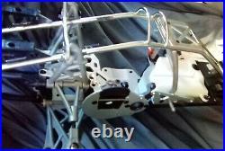 HPI Baja 5B Super Sport Parts Lot, Akira Kog Rc Model Car Nitro 1/5 Chassis