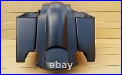 Harley Davidson Stretched Saddlebags And Rear Fender Touring Models 96-2013