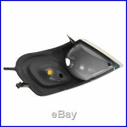 Headlight & Parking Corner Light Left & Right Pair Set for Chevy Venture Montana