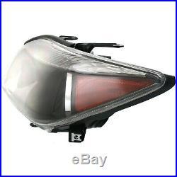 Headlights Headlamps Left & Right Pair Set NEW for 05-07 Scion tC