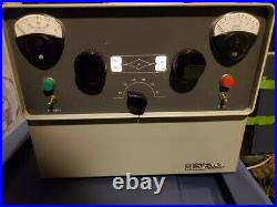 Henry Radio model 2-D HF RF Amplifier Deck for PARTS