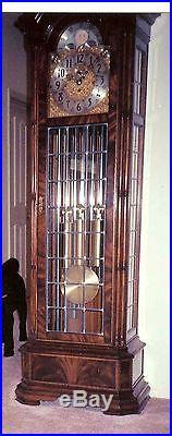 Herschede-Edinburgh model Grandfather Hall Clock