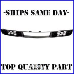 High Q FRONT BUMPER LOWER GRILLE COVER Fits 05 to 09 FORD MUSTANG V6 Base Model