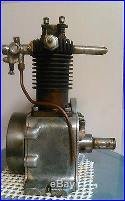 Hit and miss gas engine model