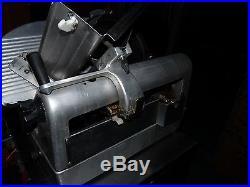 Hobart Model 1712 Commercial Deli Meat Cheese Slicer + Sharpener for parts
