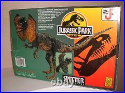 Horizon Jurassic Park Spitter Model Kit Factory Sealed Parts Rare