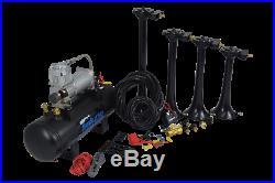 HornBlasters Conductor's Special Model 228V Train Horn Kit