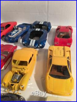 Huge Junkyard Lot Model Cars Parts Pieces Bodies Chassis Engines Tires