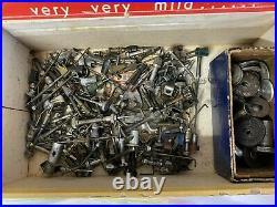 Huge Vintage lot Model Airplane Engines & parts O&R OK Mccoy Forster Drone