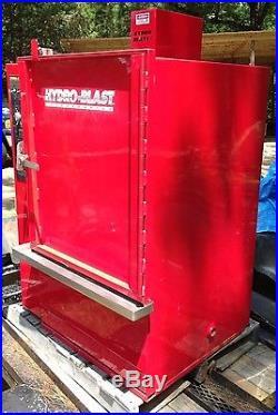 Hydro Blast Automatic Parts Washer Model 35