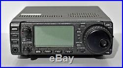 ICOM MODEL 706 MK II AMATEUR RADIO TRANSCEIVER FOR REPAIR / PARTS