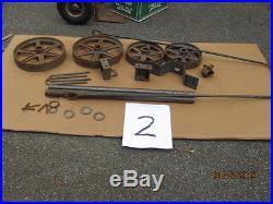 IH MODEL M Gas Engine Cart Parts 3hp