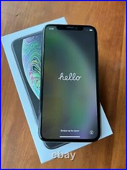 IPhone Xs 256GB Space Gray Model A1920 For Parts/Repair Unlocked