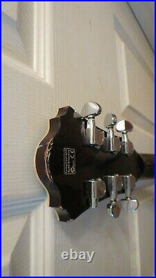 Ibanez Artcore Series Electric Guitar Model AS83-VLS-12-01 Parts Or Repair Only
