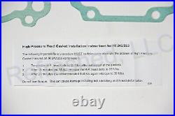 Ingersoll Rand Ir Air Compressor Rebuild Kit Parts Model 253 Type 30