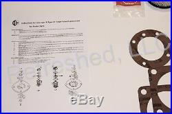 Ingersoll-rand Ir Air Compressor Rebuild Kit Parts Type 30 Model 2475