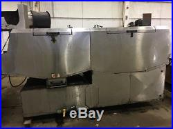 Inline Cleaning Systems Three-Stage Inline Parts Washer, Model PTWI-1610WD-GDSS
