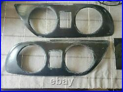 JDM New Nissan 180SX Late Model Tail Light Cover Unpainted Car Parts from JAPAN