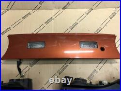 JDM TOYOTA MR2 SW20 Type 3 Model Tail Lights Lamps & Garnish Set Car Parts Japan