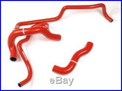 JS Coolant Hose Kit for Ford Escort MK4 XR3i (EFI) Models