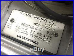 Jdm Subaru Gc8 Wrx Sti Ver2 Ej20t Front Clip Type-ra Model 555