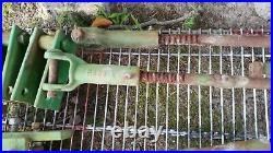 John Deere Model A 3 point hitch factory parts