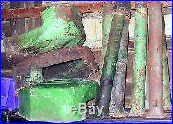 John Deere Model B Tractor Parts