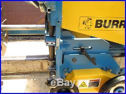 Kent Corp. Burrmaster Model Bm8-40 Deburring Machine For Tube, Parts, Etc