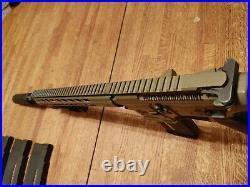 KRYTAC Trident mk2 SPR model, Color tan, Custom parts and internals, 4 magazines