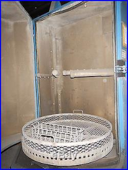 Kemac Parts Washer, Model # 364SSS1, Stainless Steel Wash Cabinet