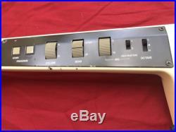 korg rk 100 remote midi keyboard cream white model parts or repair. Black Bedroom Furniture Sets. Home Design Ideas
