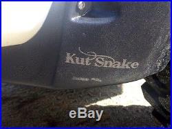 Kut Snake Flares for Nissan Patrol GU Series All Models ABS 75mm Set of 4