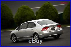 Kyb 4 Struts Shocks Honda Sedan CIVIC 2006 07 08 09 10 2011 339035 339036 343460