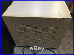 Lab-line Model 3618 Vacuum Oven Powers Up Sold As-is Parts Only No Returns