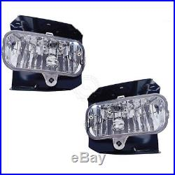 LD Chrome Diamond Performance Fog Driving Light Pair Set for Expedition