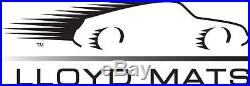 LLOYD MATS Classic Loop 4pc FLOOR MAT SET 2007-10 Cadillac Escalade base model