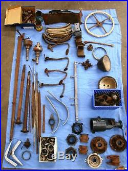 Lot Of 1928-1931 Model A Aa Ford Parts For Sedan, Coupe & Truck