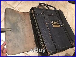LOT OF HARDWARE PARTS Vintage Original FOMOCO Ford Motor Company Leather Kit