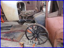 Large Lot of Ford Model T TT Parts Coupe Sedan Cab Fender Bed Ruckstell Frame A