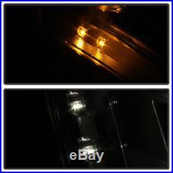 Left+Right Headlamps For 2010-2016 Cadillac SRX Factory Halogen Model Headlights