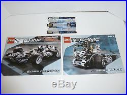 Lego Technic Silver Champion, Model 8458 (Parts unopened)