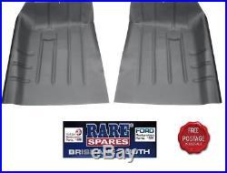 Lh & Rh Front Floor Pans Pair (2) Suit All Model Holden Hq Hj Hx Hz Wb Gts Ss