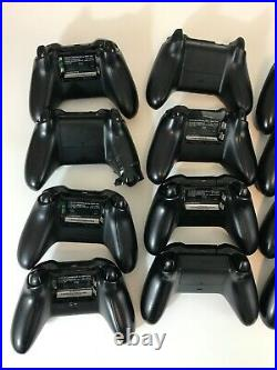Lot of 18 Microsoft Xbox One Wireless Controllers (Model 1697) For Parts